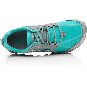 Altra Lone Peak 4 Running Shoes Women, teal/grey